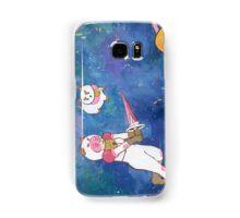 Bee and Puppycat: Ice Cream Sundae Galaxy Samsung Galaxy Case/Skin
