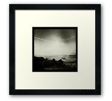 West Pennine Moors Framed Print