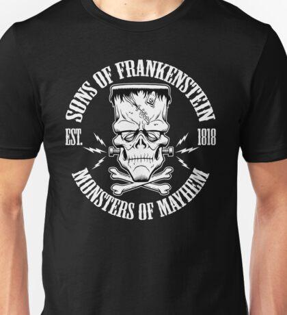 SONS OF FRANKENSTEIN Unisex T-Shirt