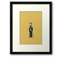 Zar Framed Print