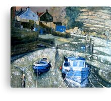 Staithes Beck Canvas Print