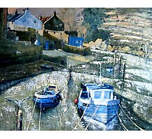 Staithes Beck Photographic Print