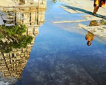Hindu Reflections by lamiel