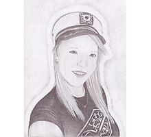 Sailor Gurl Photographic Print
