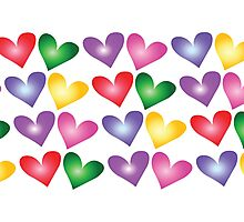 Handful of heart Photographic Print