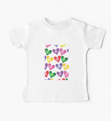 Handful of heart Baby Tee