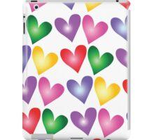 Handful of heart iPad Case/Skin