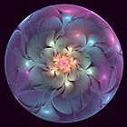 Trapped Blossom by Golubaja