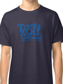 Let's Roll Brazilian Jiu-Jitsu Blue Belt Classic T-Shirt