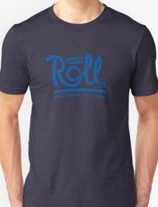 Let's Roll Brazilian Jiu-Jitsu Blue Belt Unisex T-Shirt