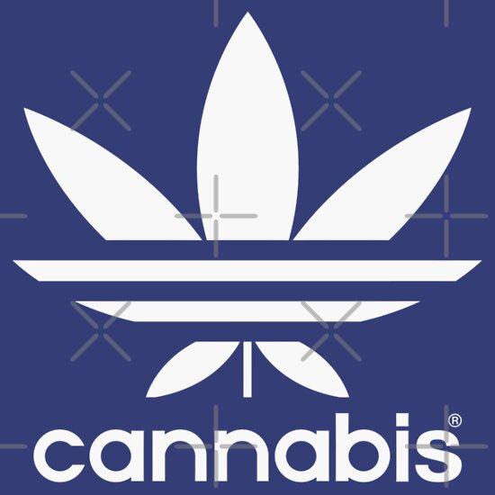 Cannabis Logo T SHirt