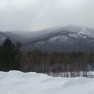 Adirondack Mountain Range Ausable Forks, NY by linmarie
