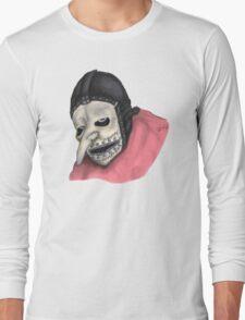 Number Three Long Sleeve T-Shirt