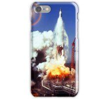 Atlas Smoky ICBM Launch iPhone Case/Skin