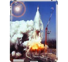 Atlas Smoky ICBM Launch iPad Case/Skin