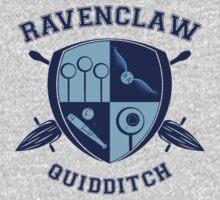Ravenclaw - Quidditch - Alt Color by quidditchleague
