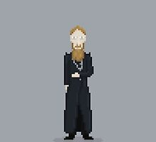 Mad Monk by pixelfaces