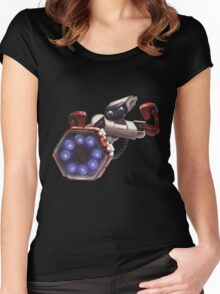 R.O.B. Women's Fitted Scoop T-Shirt