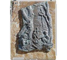 Steppes Sculpture iPad Case/Skin