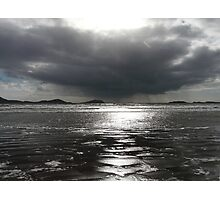 Waterville Bay - Silver Photographic Print
