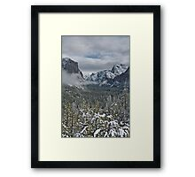 Powder Sugar and Marshmallow Creme Framed Print