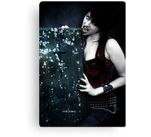 vampier Canvas Print