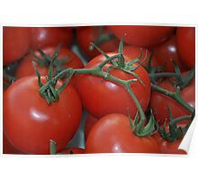 Tomatoe on your face . Poster