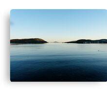 Ballinskelligs Bay - Autumn Evening Canvas Print