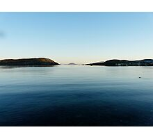 Ballinskelligs Bay - Autumn Evening Photographic Print
