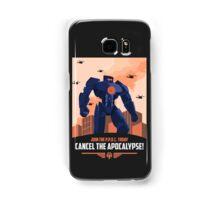Pan Pacific Defense Corps (Pacific Rim) Samsung Galaxy Case/Skin