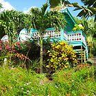 Caribbean Garden by Lorna81
