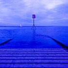LYTHAM JETTY BLUE by Phil  WEBB