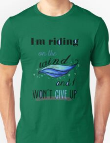 riding on the wind (fireproof) T-Shirt