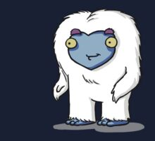 Yeti by killerpeapods