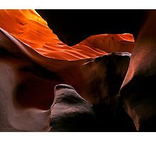 Desert Thumb Photographic Print