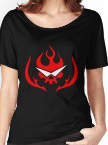 Gurren Lagann Logo Anime Japan Otaku Cosplay T Shirt  Women's Relaxed Fit T-Shirt