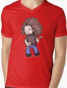 Plushio Sanchez Mens V-Neck T-Shirt