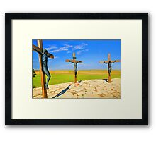 The Prophecy Framed Print