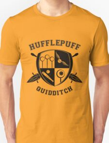 Hufflepuff  - Quidditch - Alt Color T-Shirt