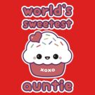 World's Sweetest Auntie by sugarhai