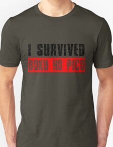 I survived Boku No Pico Anime Cosplay Japan T Shirt  Unisex T-Shirt