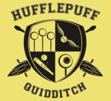 Hufflepuff  - Quidditch - Alt Color by quidditchleague