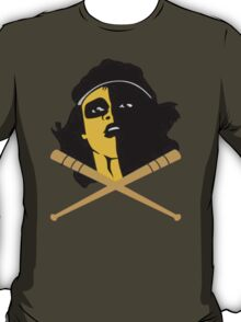 Baseball Furies Skull & Crossbones T-Shirt