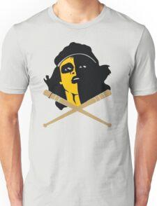 Baseball Furies Skull & Crossbones Unisex T-Shirt