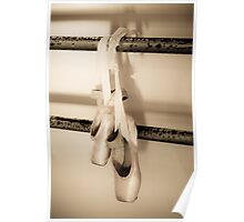 Beloved Pointe Shoes Poster