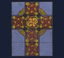 Celtic Cross Tiles by thropots