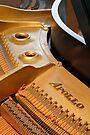 1930's Apollo Baby Grand Piano 2 by Debbie Pinard