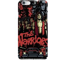 The Warriors Poster iPhone Case/Skin