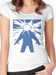From Outer Space Women's Fitted Scoop T-Shirt