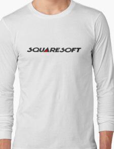 Squaresoft logo Long Sleeve T-Shirt
